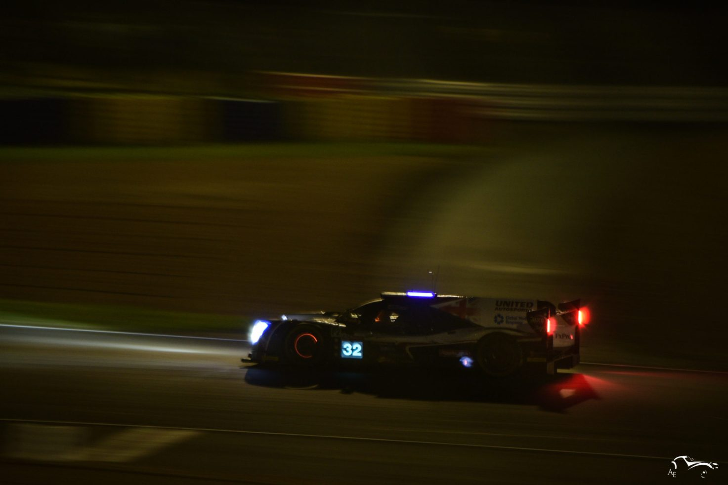 United Autosports Ligier JS P217-Gibson