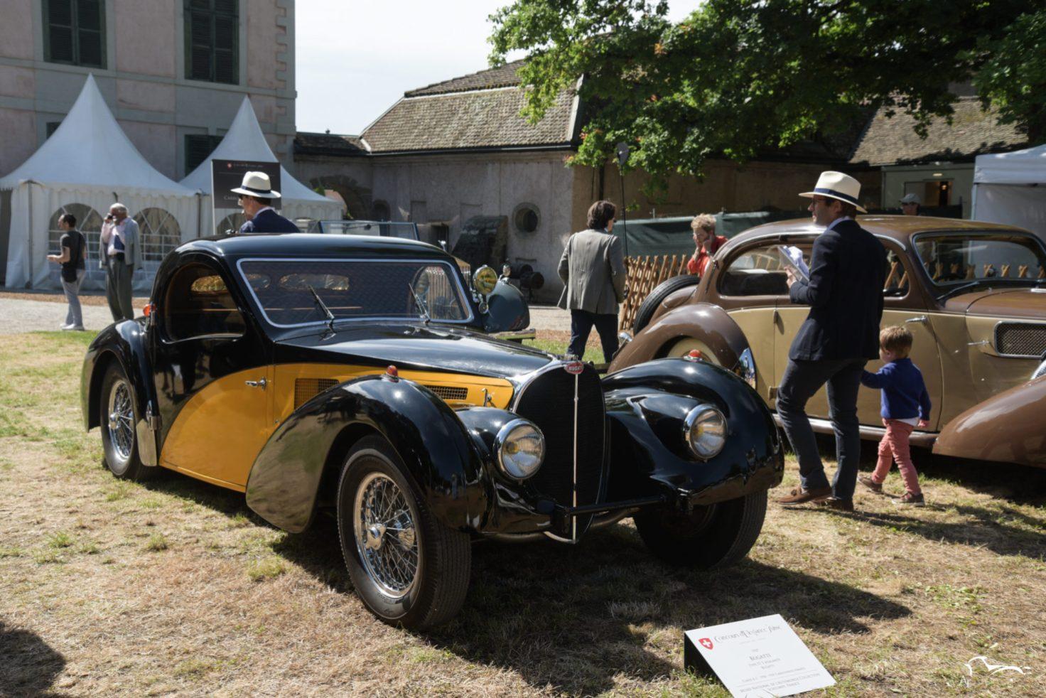 Bugatti Type 57S Atlante