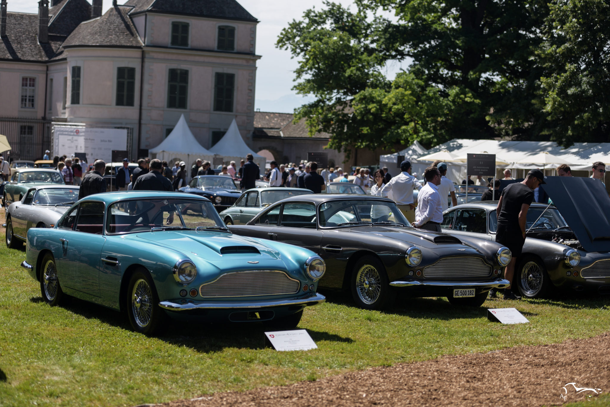 Aston Martin DB4 Series I & II