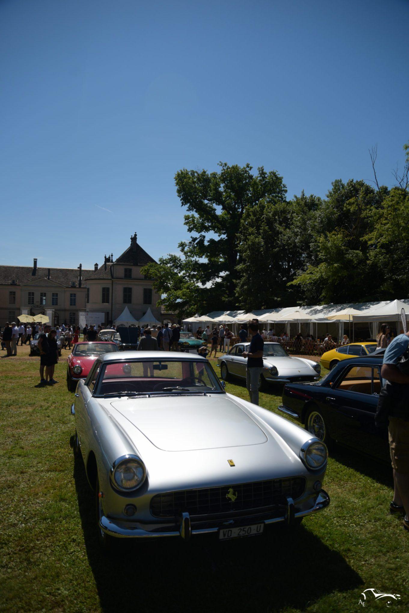 Ferrari 250 GT Coupé Pinin Farina