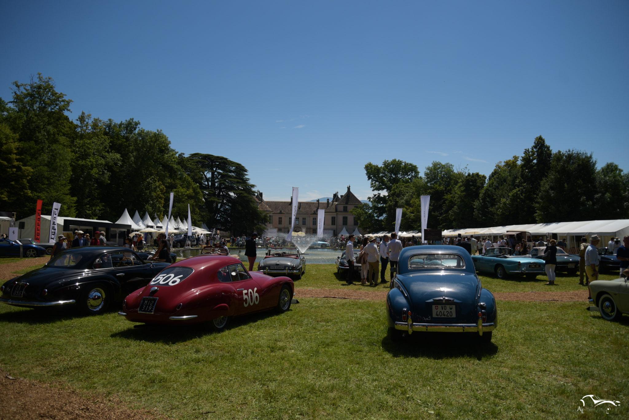 Fiat 8V Rapi Corsa & Peugeot 203 P3V