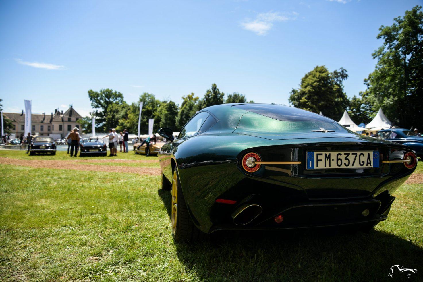 Alfa Romeo Disco Volante (by Touring)