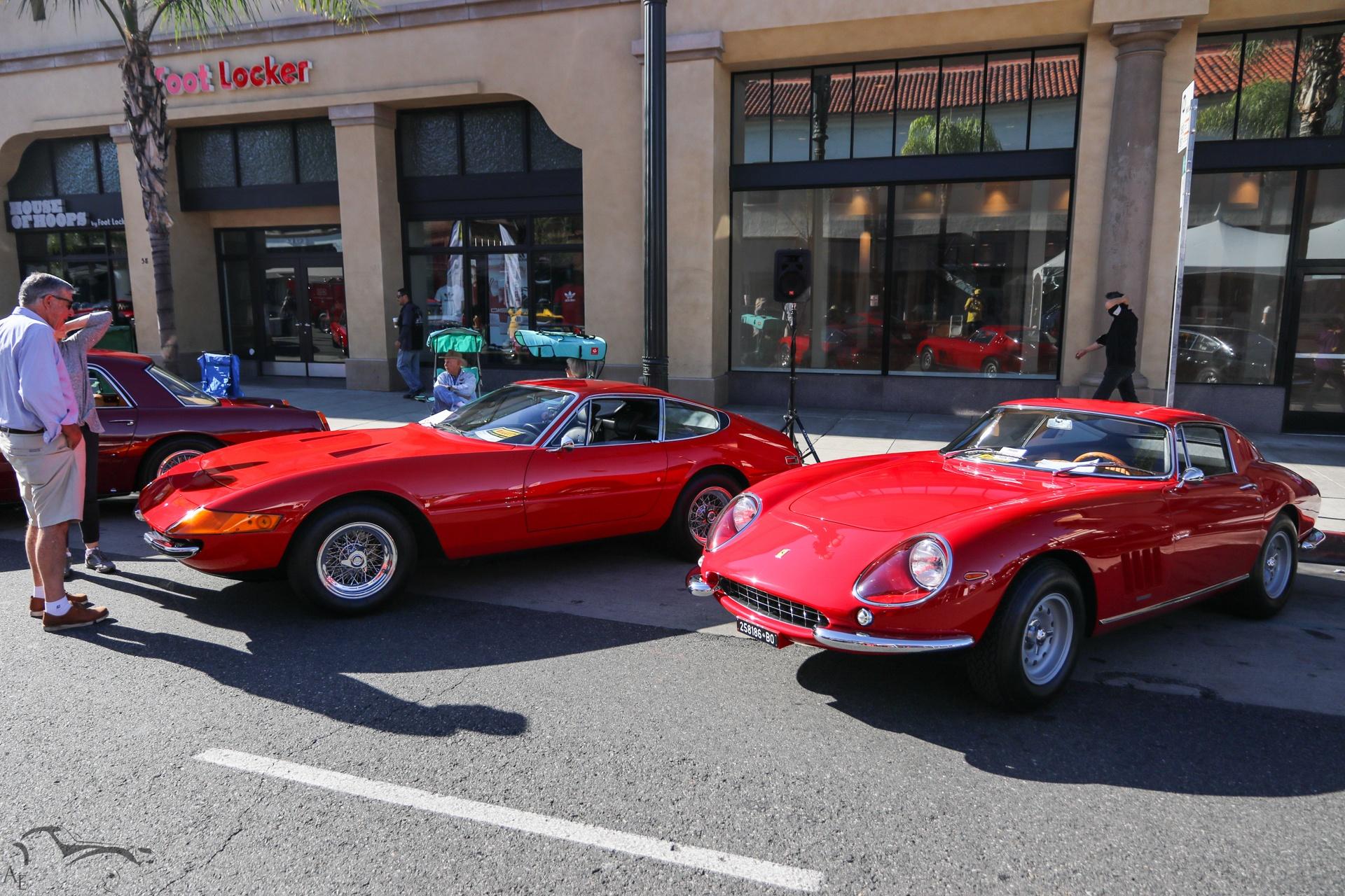 Ferrari 275 GTB and 365 GTB/4 Daytona