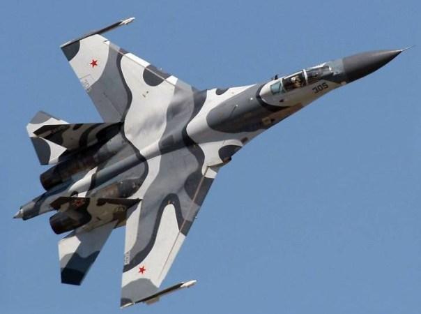 КНР купил в Российской Федерации истребители Су-35 на2 млрд долларов США