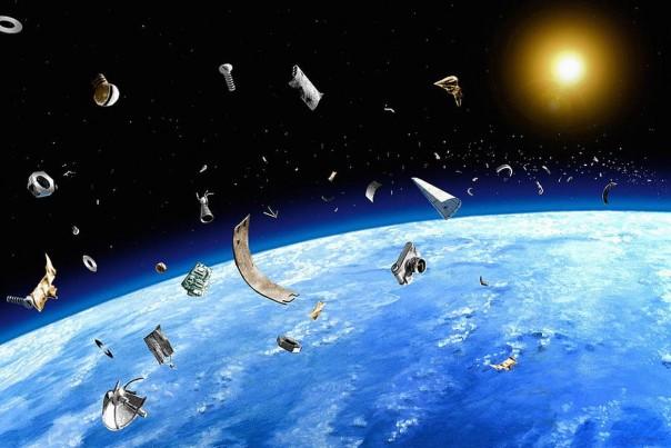 Из-за космического мусора может начаться вражда — Ученые