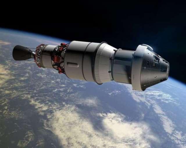 В 2020 году испытают российский корабль для космических туристов