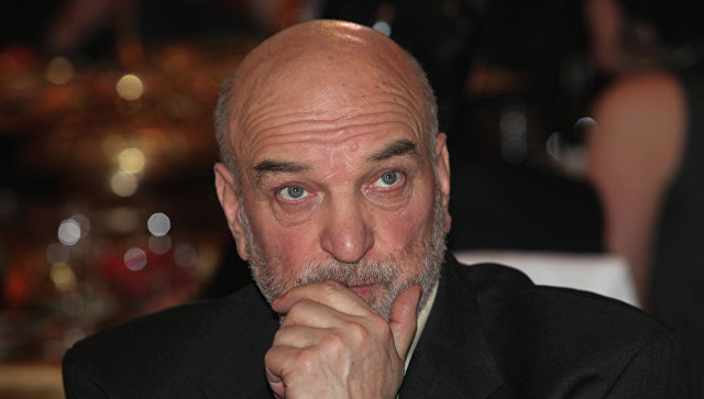 Актер Алексей Петренко. Архивное