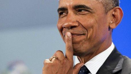 Фанаты Барака Обамы хотят выдвинуть его впрезиденты Франции