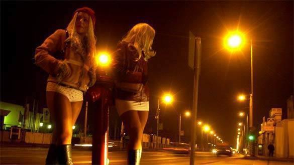 На Майдане пройдет маскарад проституток