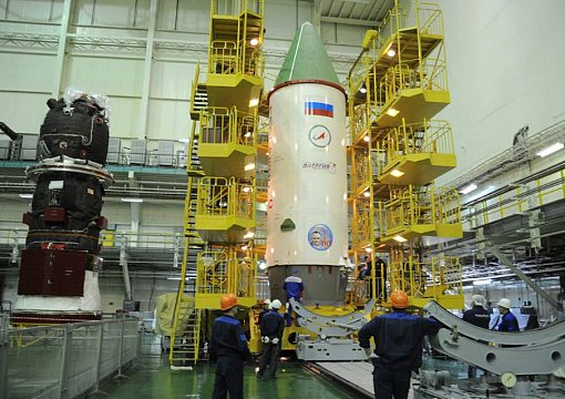 Роскосмос отправил последний Прогресс МС-05 на стыковку с ракетой
