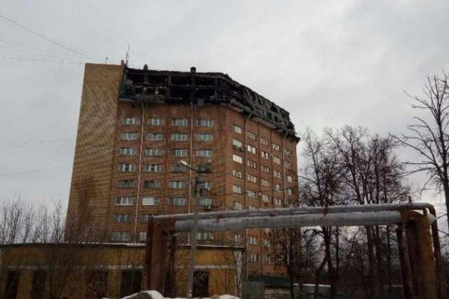 В администрации Наро–Фоминского района рассказали о помощи жильцам горевшей многоэтажки