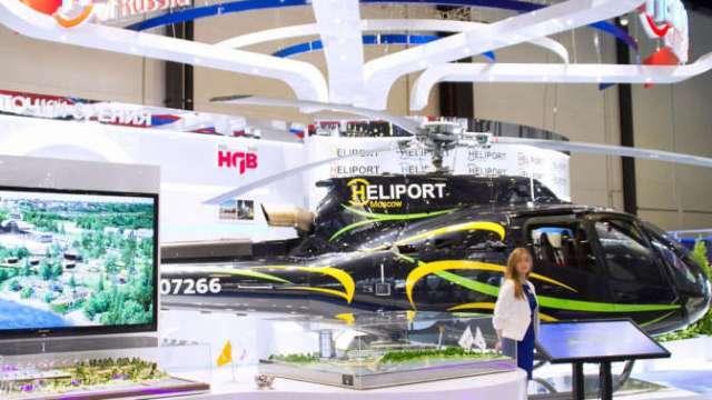 На борту упавшего на Алтае вертолета были руководители клуба Heliport Moscow