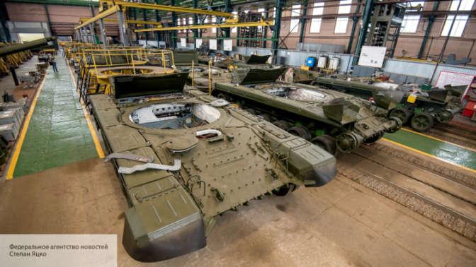 Экспорт военной техники изУкраины в Российскую Федерацию вырос практически вдвое