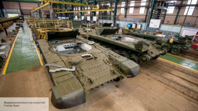 Экспорт военной техники из Украины в Россию вырос почти в два раза