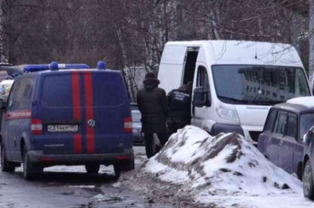 Раненый налетчик на инкассаторов пойман в Москве