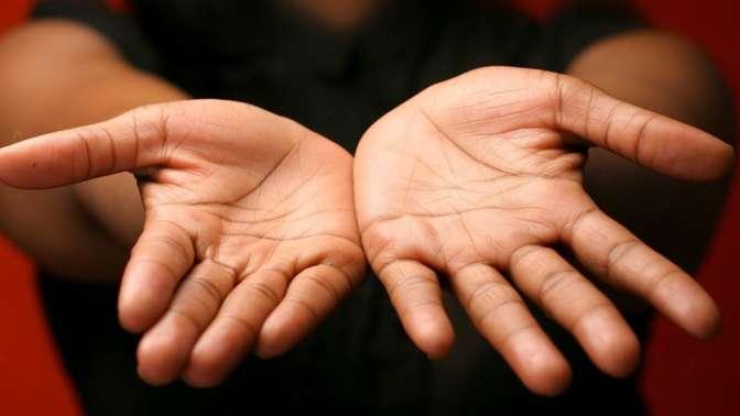 Пальцы рук всостоянии рассказать очеловеке все— ученые