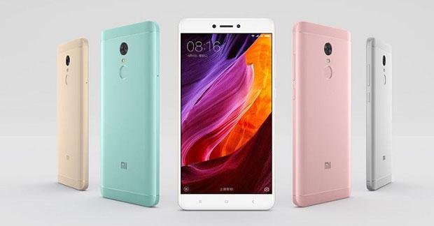 Xiaomi Redmi Note 4 поступит в продажи с первого марта