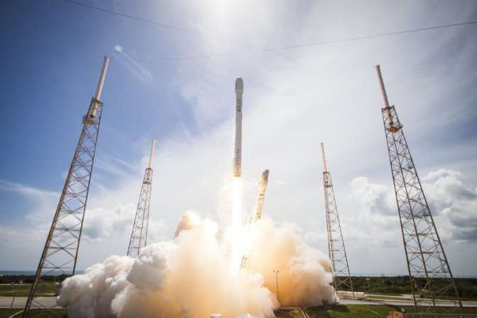 CША запустили вкосмос ракету-разведчик Atlas-V