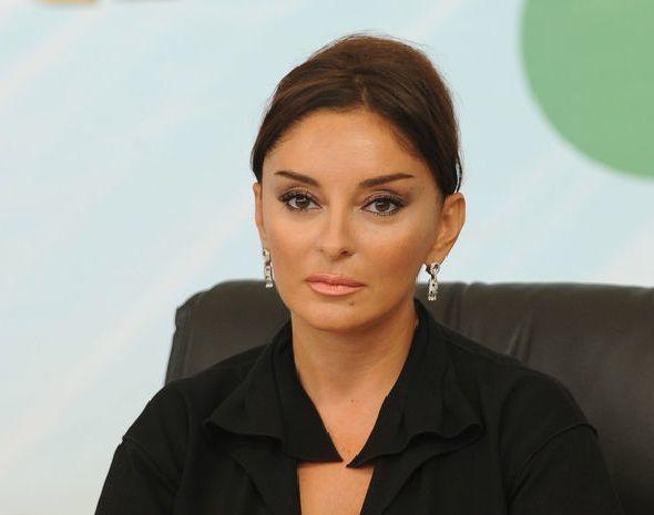 Супруга Ильхама Алиева поведала о собственных задачах напосту вице-президента