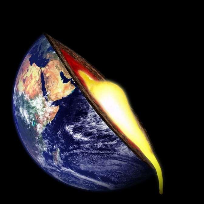 Геофизики обнаружили огромные «конвейеры» внедрах Земли