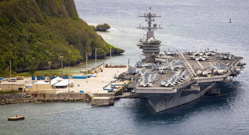 США рассматривают сделку по строительству новой военной базы в Микронезии в качестве последнего шага, чтобы не допустить попадания Китая в Тихий океан