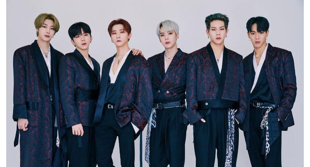 K-Pop Boy Band Monsta X возвращается с темой мафии в новом тизере клипа Gambler