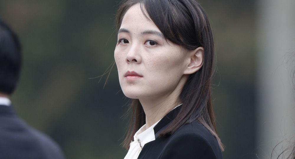 Сестра Кима заявляет, что учения США и Южной Кореи повредят отношениям между Сеулом и Пхеньяном