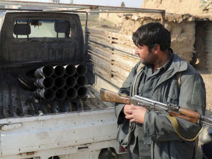 В результате авиаудара афганской армии погибли 10 талибов на севере Афганистана