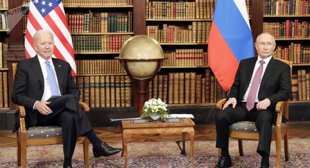 Как сообщается, Путин отверг попытки Байдена разместить войска США в Центральной Азии на фоне вывода афганских войск