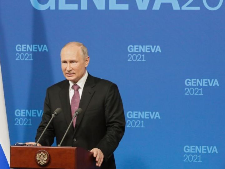 Путин объявляет о переговорах о кибербезопасности и стратегической стабильности после встречи с Байденом