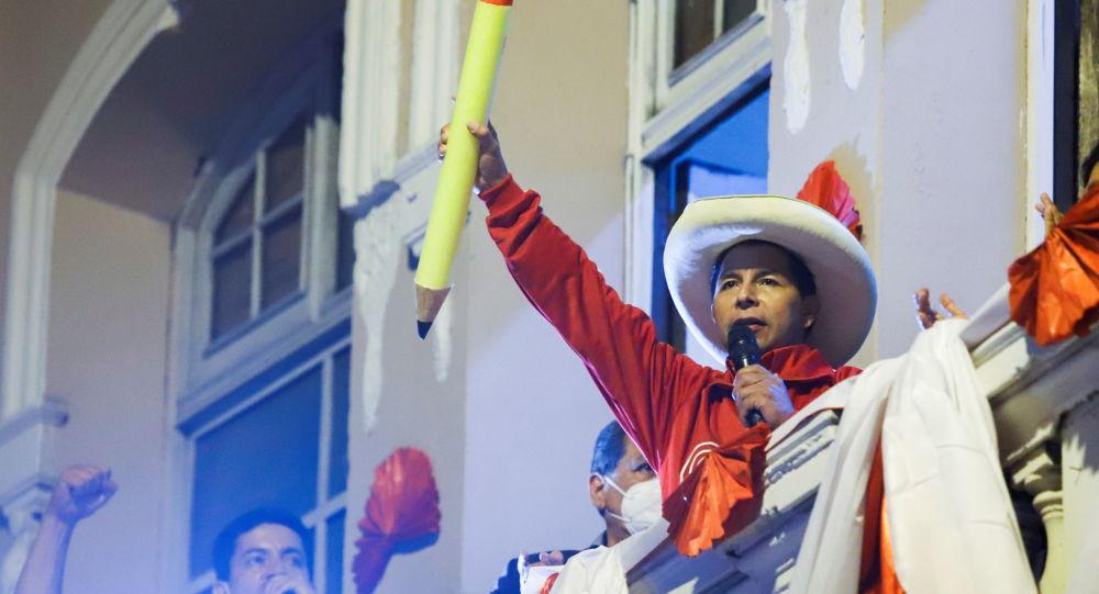 Социалист Кастильо призывает избирательную комиссию Перу «защитить голосование», поскольку Фухимори заявляет о мошенничестве