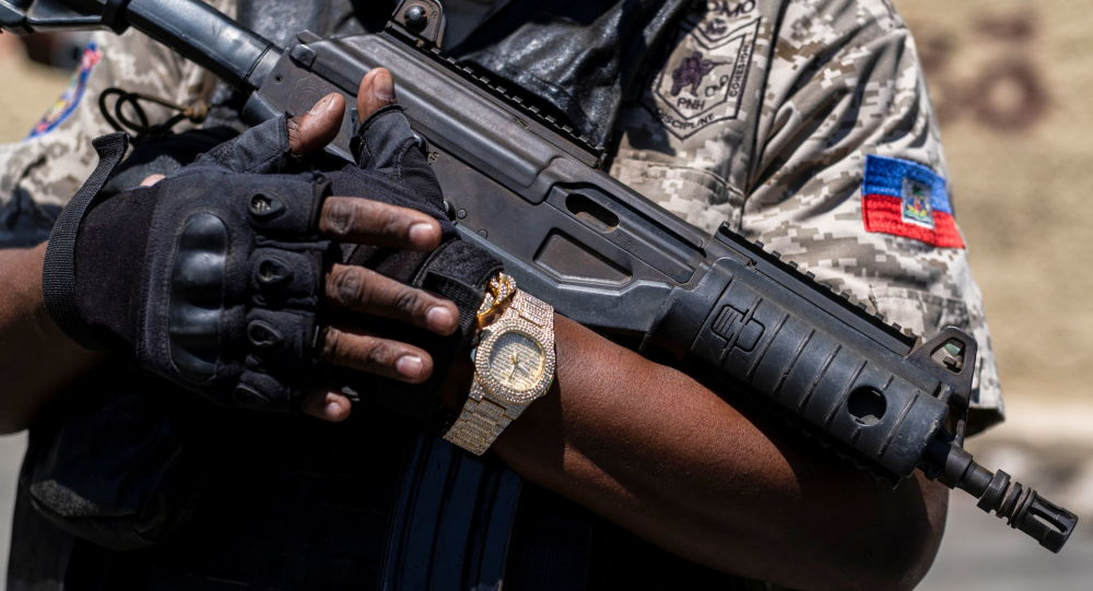 Гаити арестовывает еще одного полицейского за причастность к убийству президента