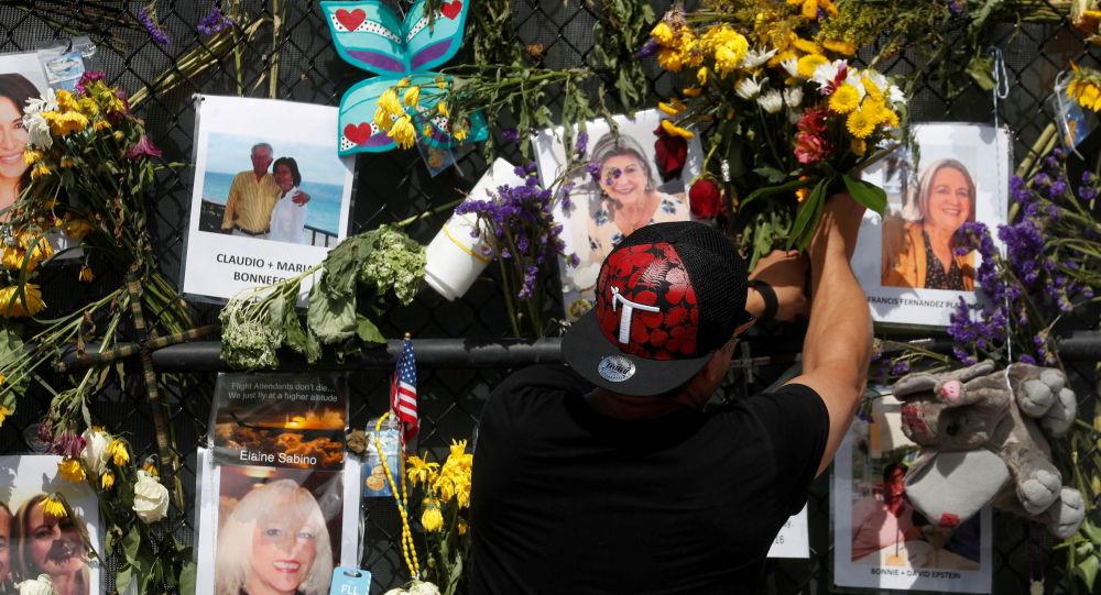 Обнаружена последняя жертва обрушения здания во Флориде, число погибших достигло 98, сообщил мэр