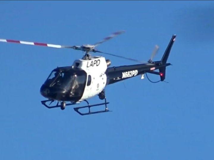 Четыре человека погибли в результате крушения вертолета в Калифорнии — Власти