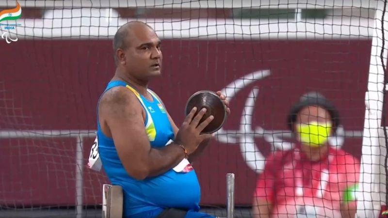 Индия терпит неудачу на Паралимпийских играх в Токио из-за того, что Винод Кумар теряет бронзовую медаль