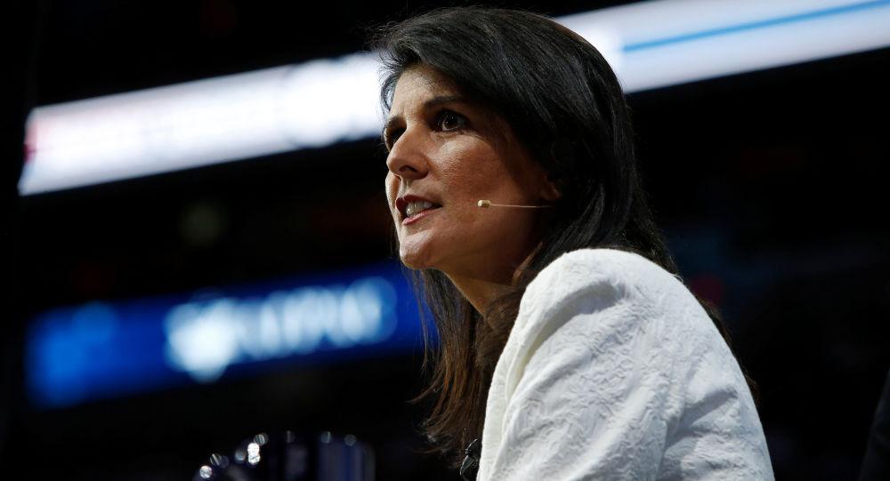По словам Никки Хейли, союзники думают о том, чтобы действовать без США в условиях неудачной эвакуации из Афганистана