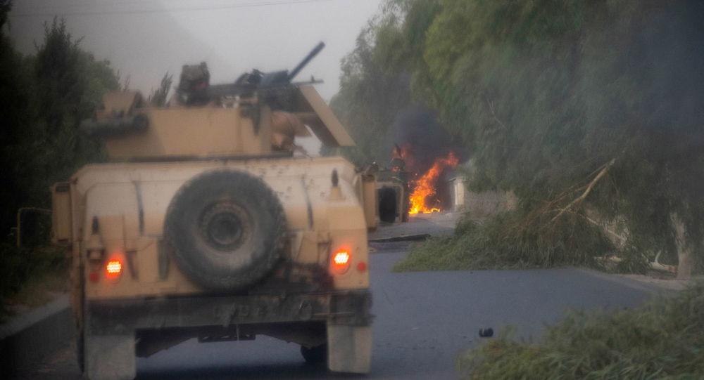 По словам российского дипломата, захват Кандагара не означает, что талибы готовы взять под свой контроль Кабул