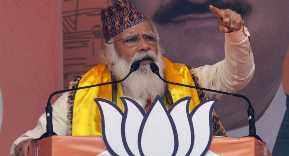 Талибан обещает «эффективное управление» в Афганистане в ответ на «террор» комментарии индийского премьер-министра Моди
