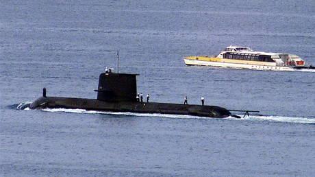 Австралия отрицает, что возобновила участие в программе французских подводных лодок всего за несколько часов до объявления пакта AUKUS