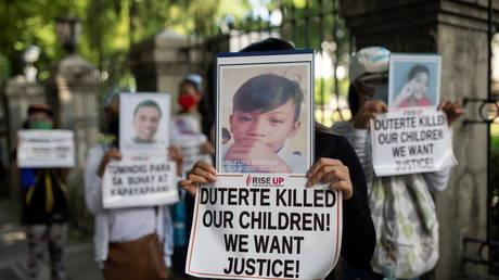 ICC поддерживает расследование «войны с наркотиками» на Филиппинах, несмотря на то, что Манилла призывает иностранцев держаться подальше от нее