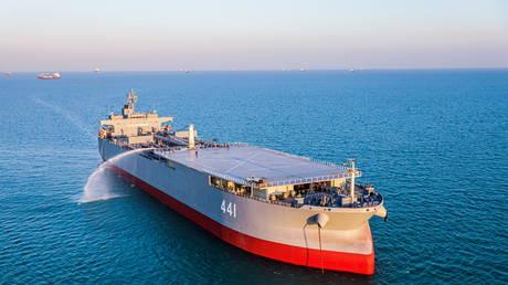Иран приветствует «историческую» военно-морскую миссию в Атлантическом океане, в водах «высокомерных держав»