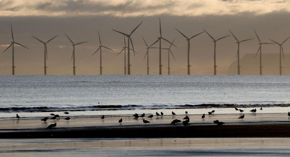 Крупнейшая в Скандинавии оффшорная ветряная электростанция превратилась в каплю в океане от Green Switch