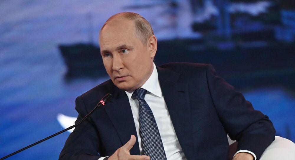 Путин призывает бороться с пандемией, а не политизировать истоки COVID-19