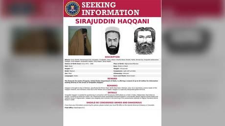 Талибан обвиняет США в нарушении Дохинского мирного соглашения, объявив нового министра в розыск ФБР