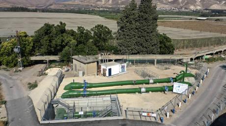 Израиль одобрил сделку по удвоению поставок пресной воды в Иорданию в рамках нового крупного торгового соглашения между двумя странами