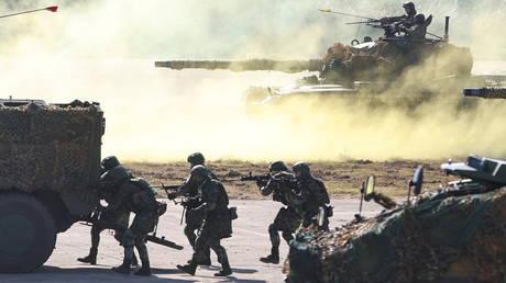 Тайваньский лидер верит, что США будут защищать их от Китая, говорит, что на острове находятся американские войска