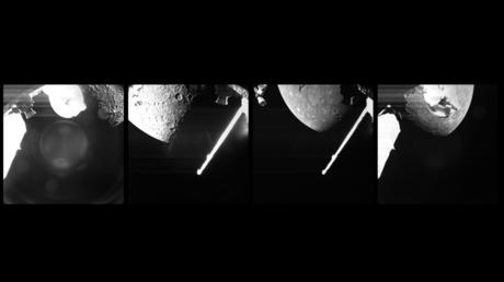 Зонд BepiColombo сделал завораживающие крупным планом ФОТОГРАФИИ Меркурия во время первого полета миссии над планетой