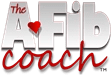 A-FibCoach logo 112 x 75 pix at 96 res