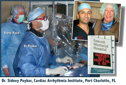 Steve S. Ryan, PhD and Dr Sidney Peykar