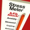 A-Fib stress attack